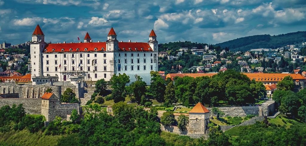 Slowakije – Bratislava